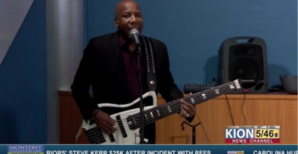 KION Interview with Nathan East for Sandy Shore's Jazz Weekender
