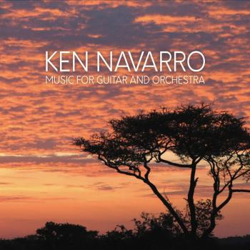 Ken Navarro - Music For Guitar and Orchestra