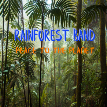 Rainforest Band - Peace To the Planet