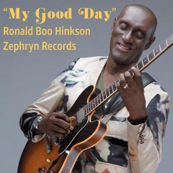 Ronald Boo Hinkson - My Good Day