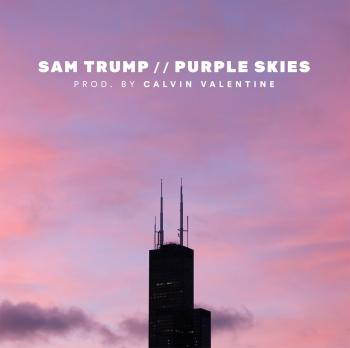 Sam Trump - Purple Skies