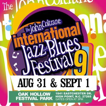 John Coltrane International Jazz & Blues Festival