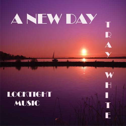 Tray White - A New Day