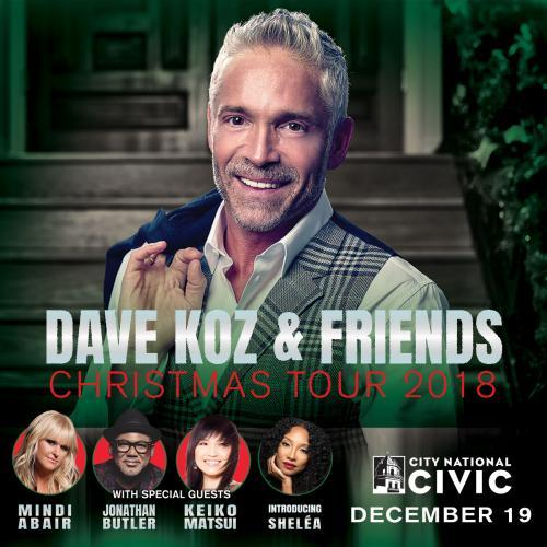 Dave Koz & Friends Christmas