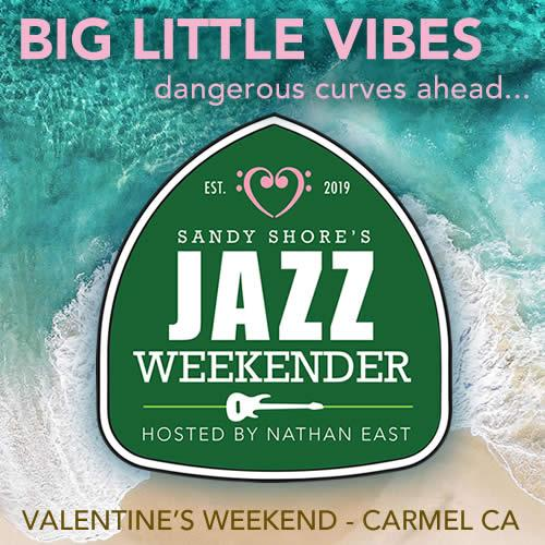 Sandy Shore's Jazz Weekender - Carmel 2020