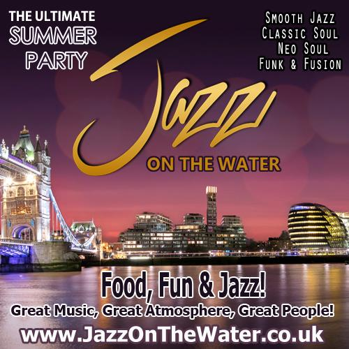 Jazz on the Water - Summer Party