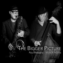 Paul Messina & Mark R. Harris - The Bigger Picture