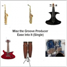 Misz The Groove Producer - Misz The Groove Producer Girlplay Album