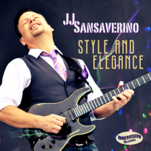 J.J. Sansaverino - Cocktails & Jazz