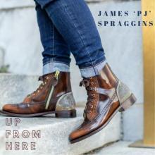 James 'PJ' Spraggins - Up From Here