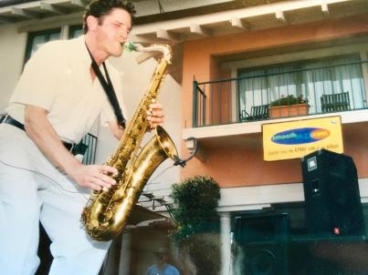 Dave Koz at Sandy Shore Productions Concerts by the Bay 1996