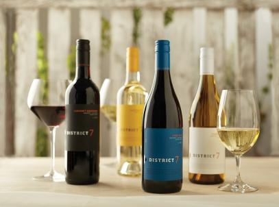 Jazz Weekender Wine Partner : District 7