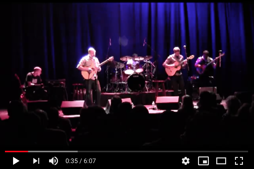 Acoustic Alchemy Video
